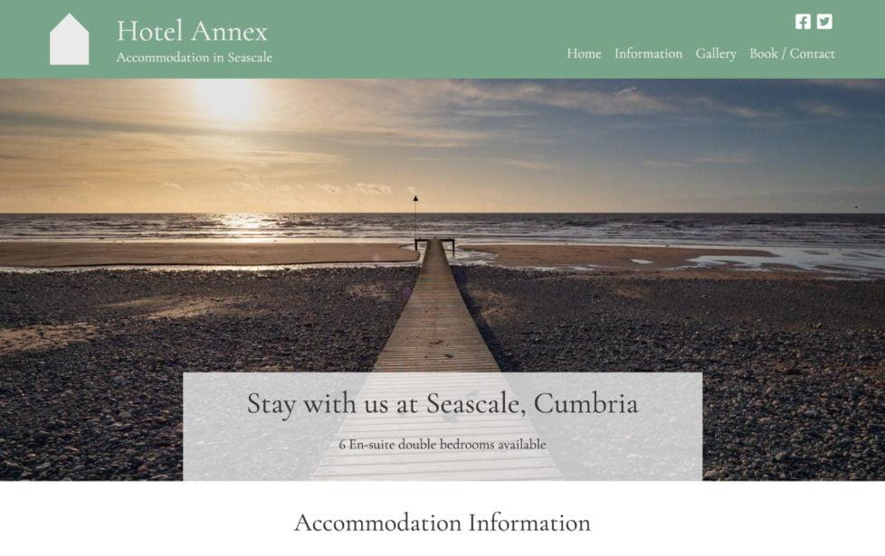 Hotel Annex Desktop